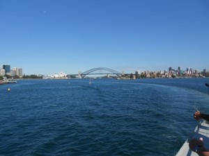 APVC Harbour Bridge